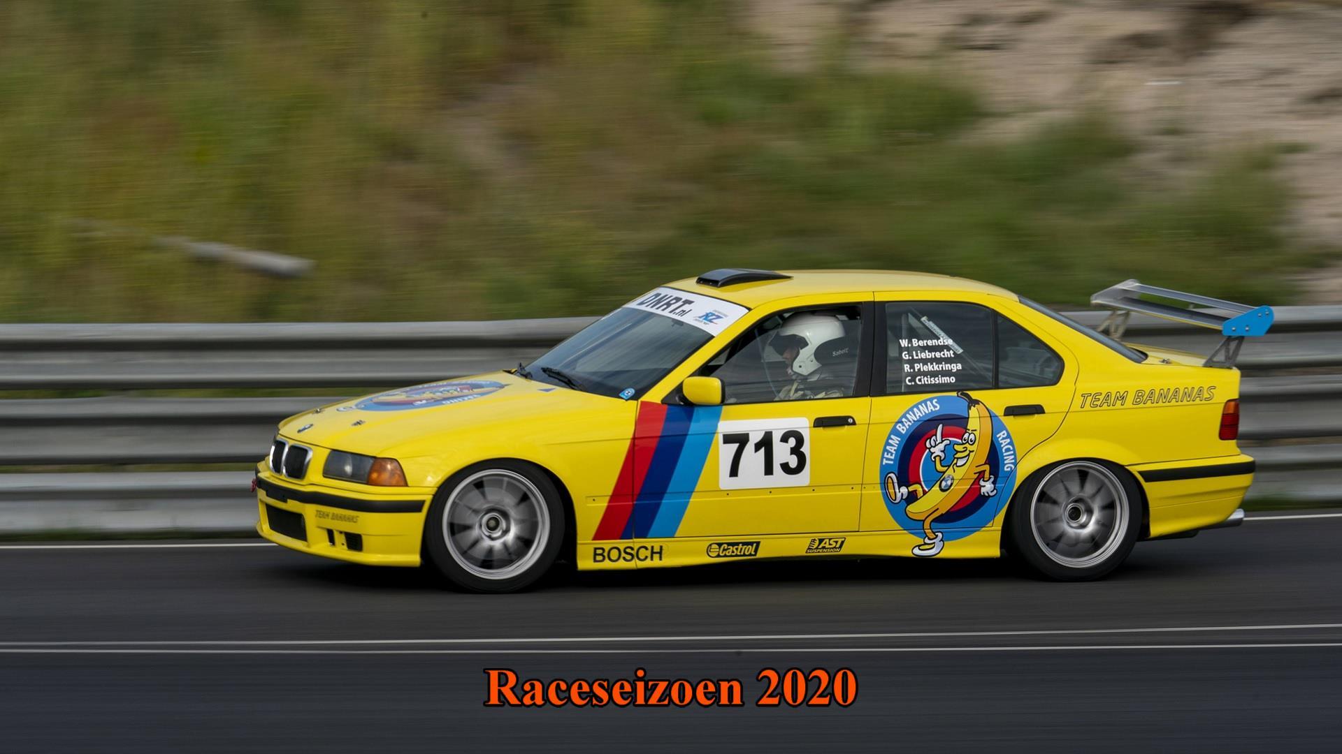 Raceseizoen 2020
